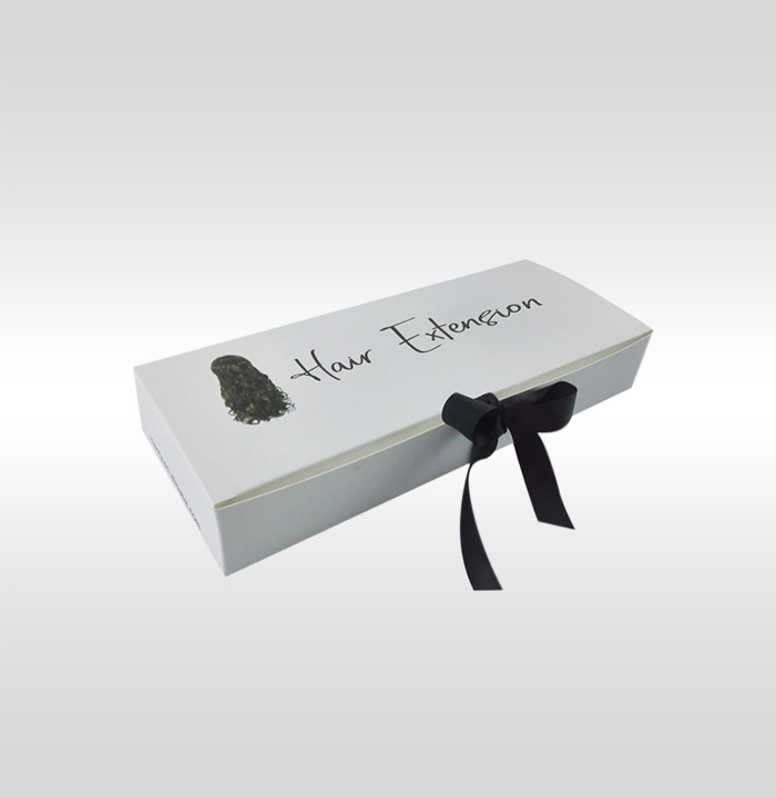 Custom Hair Extension Boxes Packaging Wholesale Cp Cosmetic Boxes