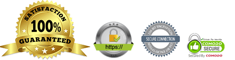 security icons footer