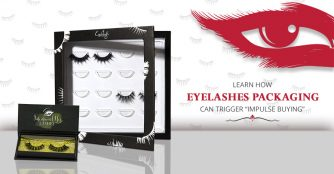 "Learn How Cosmetic Eyelashes Packaging Can Trigger ""Impulse Buying"""