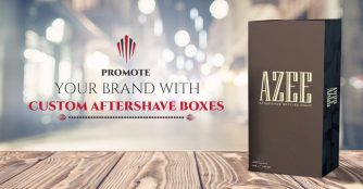 Promote Your Brand with Custom Aftershave Boxes