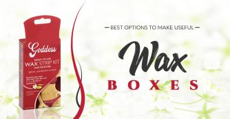 Best Options to Make Useful Wax Boxes