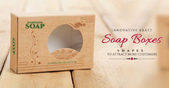Innovative Soap Boxes Shapes to Attract More Customers