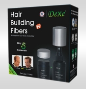 Hair fiber Boxes