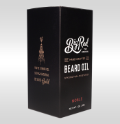 Beard Oil Boxes